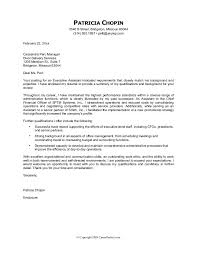sample cv covering letter for job application 8968