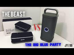 big blue party sharkk beast vs big blue party