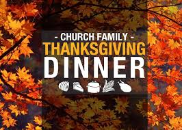 thanksgiving dinner harvey baptist church