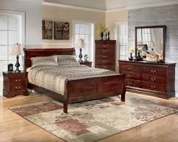 Sleigh Bed Frame Bedroom Ashley Furniture Sleigh Bed Upholstered Bed Frame