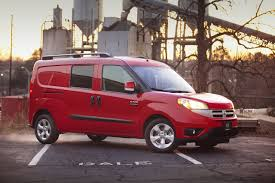 old nissan van ram promaster city the little cargo van that could wsj