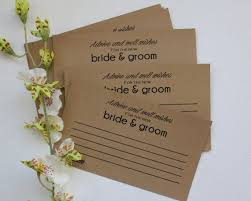advice cards for and groom and groom advice cards gallery totally awesome wedding ideas