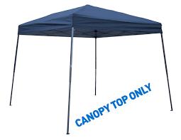 gazebo 8x8 8 x 8 square replacement canopy gazebo top for 10 slant leg
