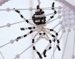 beaded spider etsy
