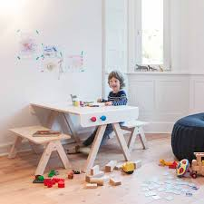 Kids Furniture Desk by Familie Garage U2013 Modern Kids Furniture System By Richard Lampert
