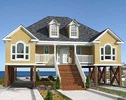 beach style house plans beach house plans e architectural design page 3