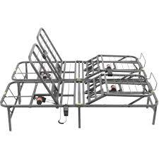 bed frames king size electric adjustable bed frame adjustable