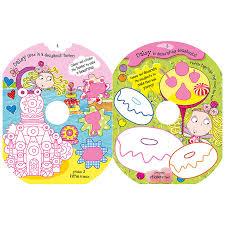 clara cookie fairy colouring book ideas uk