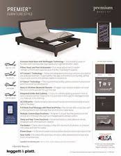 Leggett And Platt Adjustable Bed Frame Leggett U0026 Platt Adjustable Beds Ebay