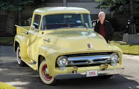 Old Ford Truck Kijiji - finding rare 1956 ford f100 truck was a u0027miracle u0027 for collector