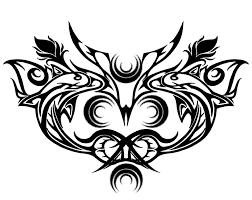 dolphin tribal tattoo eyecatchingtattoos clip art library