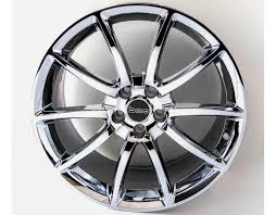 Mustang Black Chrome Wheels 2005 2017 Mustang Black Mamba Wheels
