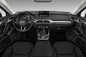 mazda car reviews 2017 all stars contender mazda cx 9 automobile magazine