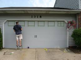 Replacing A Garage Door Garage Door Repair Tread Track Garage Doors