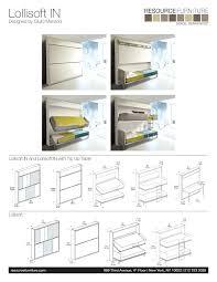 transforming space saving furniture resource furniture standard sizes of furniture in architecture 833team