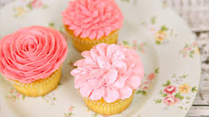 amazing buttercream flower cupcakes cake style youtube