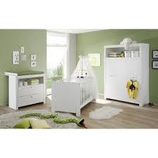 chambre bebe chambre bébé complète lit 70x140 cm armoire commode
