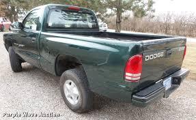 Dodge Dakota Truck Bed Size - 2000 dodge dakota sport pickup truck item db2963 sold m