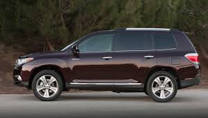 suv toyota all new 2014 next generation toyota highlander mid size suv to