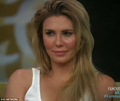 brandi glanville hair extensions brandi glanville lashes out at calum best as romance snags on