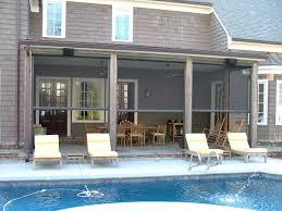 retractable screen porch enclosures