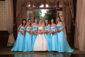 brides bridesmaids u0026 blooms foucus on shades of blue