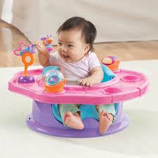table eveil bebe avec siege summer infant superseat rehausseur table d activités évolutif