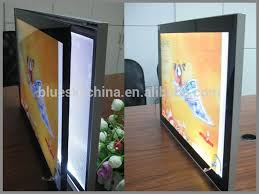light boxes for photography display factory diy magnetic panel acrylic slim led light box photography