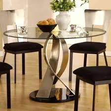 Square Dining Table And Chairs Small Dining Table Chairs Piece Set Square Shape Glass Top Black