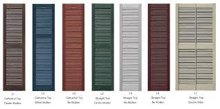 exterior decorative shutters gen4congress