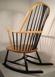 Ercol Windsor Rocking Chair Hayloft Mid Century Ercol Chairmakers Rocker Rocking Chair