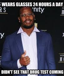 Von Miller Memes - looks like von miller needs new specs