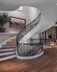 Iron Handrails For Stairs Regency Railings Off The Shelf Custom Railings