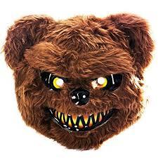 scary mask scary mask masks scary animal mask