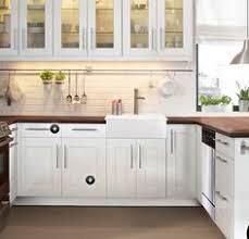 Pin By Karen McLeod On Fabulous Butchers Blocks Pinterest - White kitchen cabinets with butcher block countertops