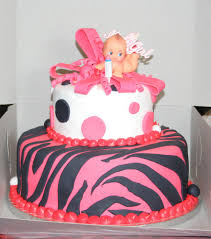 Barbie Themed Baby Shower by 70 Baby Shower Cakes And Cupcakes Ideas