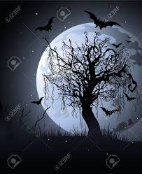 spooky halloween background video spooky tree stock photos royalty free spooky tree images and pictures