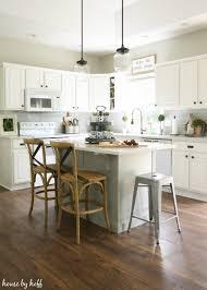 farmhouse kitchen a modern farmhouse kitchen makeover house by hoff
