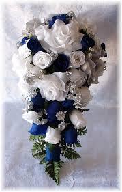 silk flowers for weddings blue silk flowers for weddings wedding corners