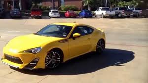 scion yellow limited edition scion fr s release series 1 0 at loving toyota