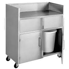 horizontal kitchen storage cabinets kitchen stainless steel mobile storage cabinet kitchen equipment commercial restaurant metal kitchen garbage counter cabinet buy mobile storage