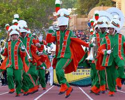 Fiesta Of Five Flags 2014 Battle Of Flowers Band Festival San Antonio Express News