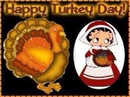 69 best betty boop thanksgiving images on animated gif