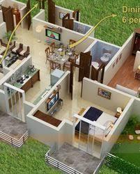 3d floor plan services 3d floor plan in delhi