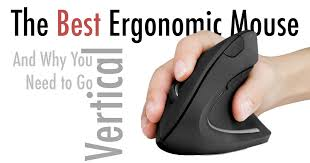Comfortable Mouse The Best Ergonomic Mouse Why You Need To Go Vertical