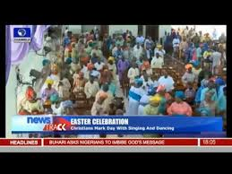 christians celebrate easter in southwest nigeria channels television