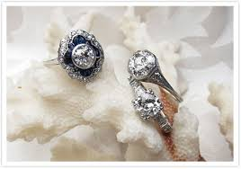 diamond rings gemstones images Antique diamond gemstone cuts isadoras antique jewelry jpg