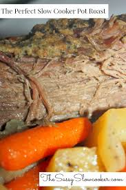 the best slow cooker pot roast recipe the sassy slow cooker