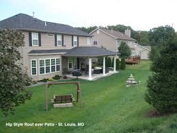 Hip Roof Images by Porches Sunrooms