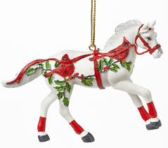 canter trail of painted ponies ornament 5710 want